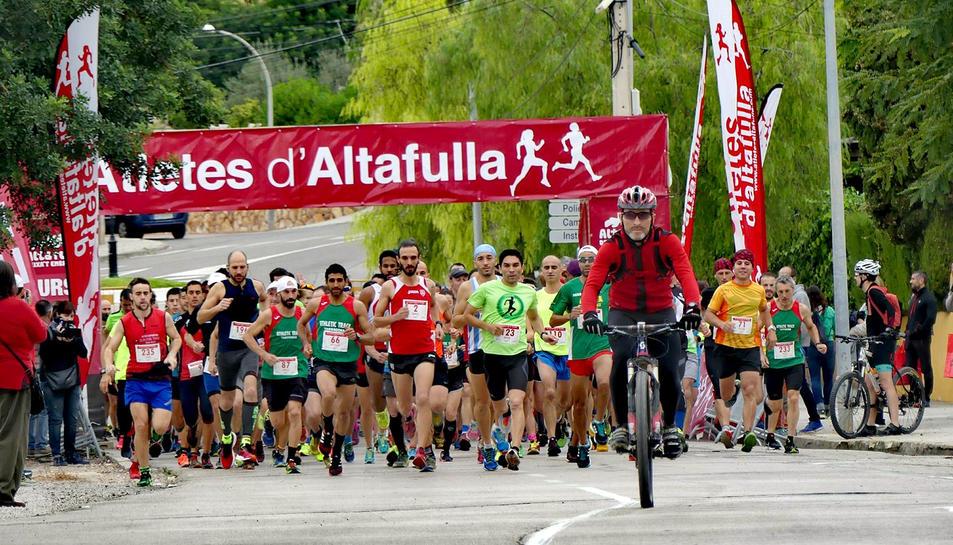 La 3a edició de la Cursa de Tardor d'Altafulla es va celebrar l'1 de novembre, dia de Tots Sants.