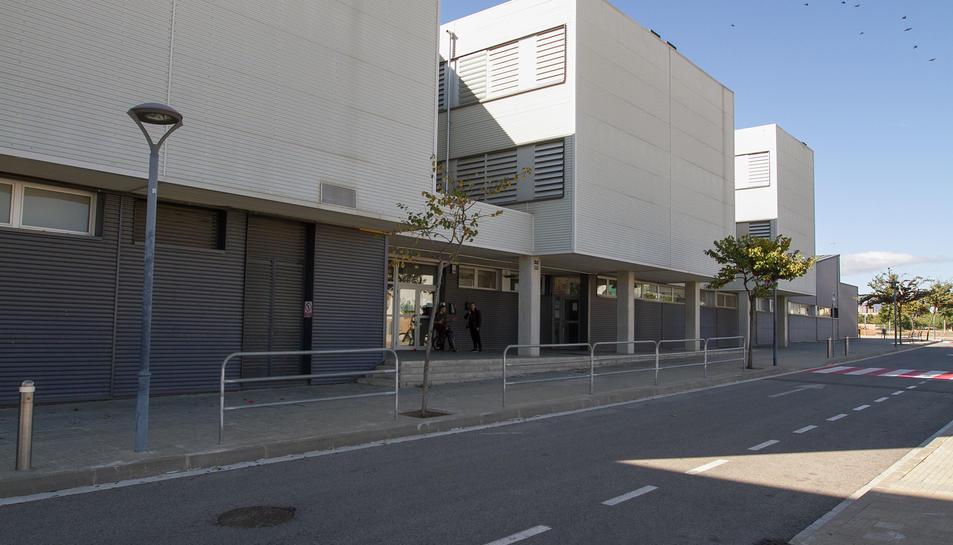 L'Escola Sant Bernat Calbó ha estat la darrera en perdre un grup, a l'inici d'aquest curs.