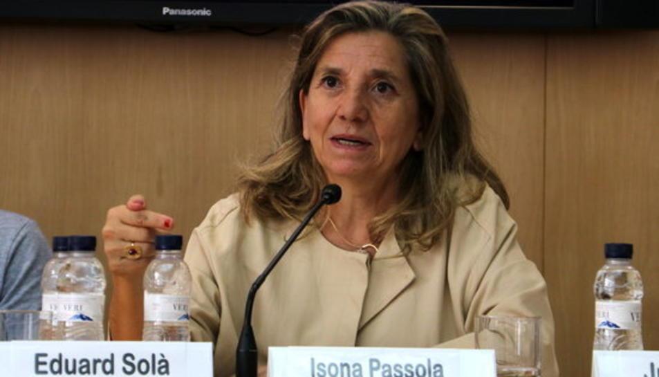 Isona Passola oferirà la conferència 'L'adaptació literària al cinema'.