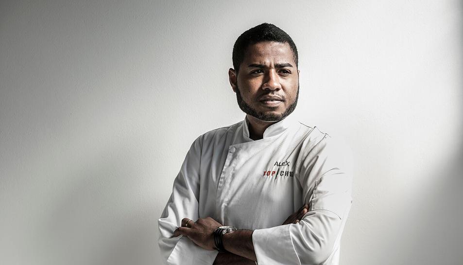 Álex Clavijo és un reconegut cuiner equatorià que va participar en la passada edició de Top Chef.