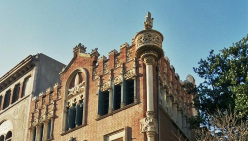 La Casa Rull és la seu de l'Institut Municipal Reus Cultura.