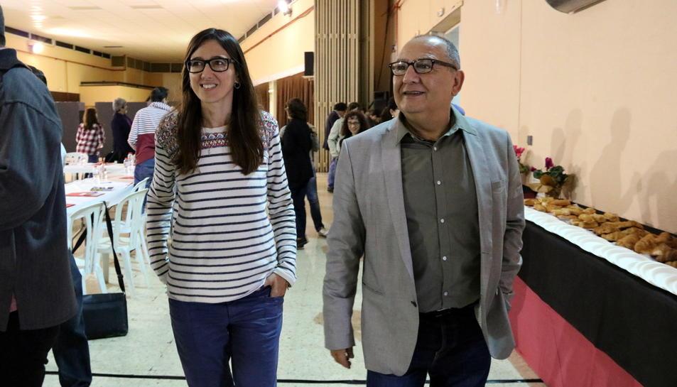 Imatge d'arxiu del regidor del PSC de Torredembarra, Jordi Solé.