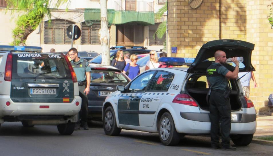 L'operació 'Salves' la va dur a terme l'Equip de Policia Judicial de la Guàrdia Civil de Llíria.