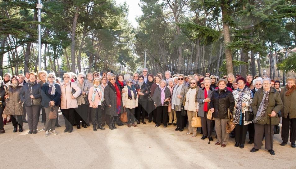 20 Encuentro de Mujeres del Tarragonès en Vila-seca 2