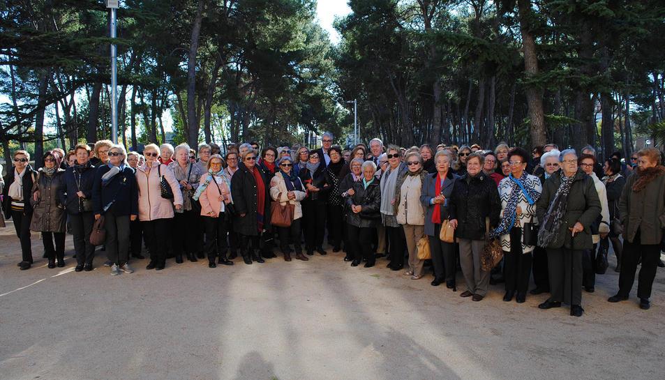 Imatge de la 20ª Trobada de Dones del Tarragonès a Vila-seca.