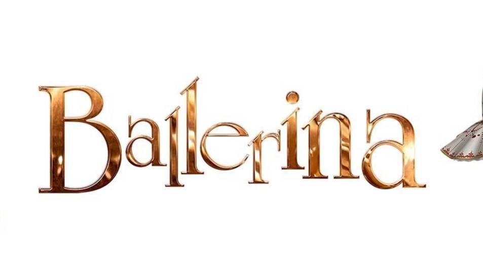 Ballerina és un film que es podrà veure aquest cap de setmana