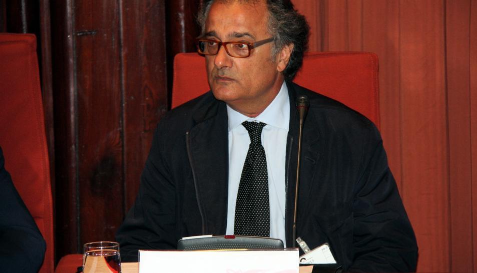 Una imatge d'arxiu de l'arquitecte Jorge Batesteza.