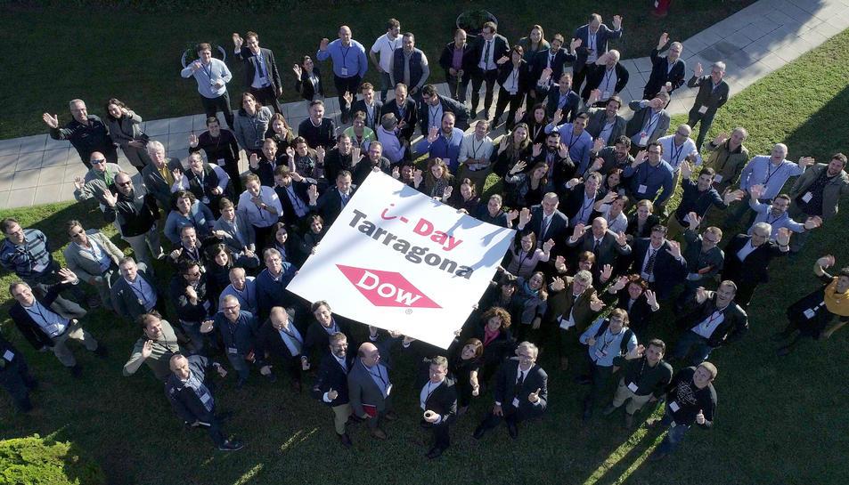 r 130 empleats i representants d'empreses de serveis van participar en el primer i-Day de Dow.
