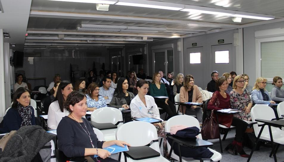 Un total de 65 persones es van inscriure en la I Jornada de comunicació del centre sanitari tarragoní.