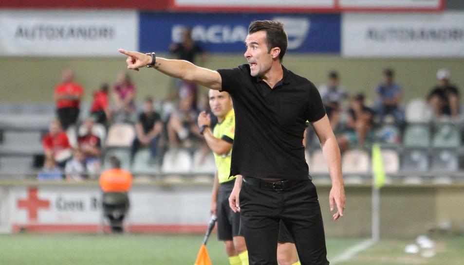 L'equip de López Garai no es juga res al partit contra el Còrdova.