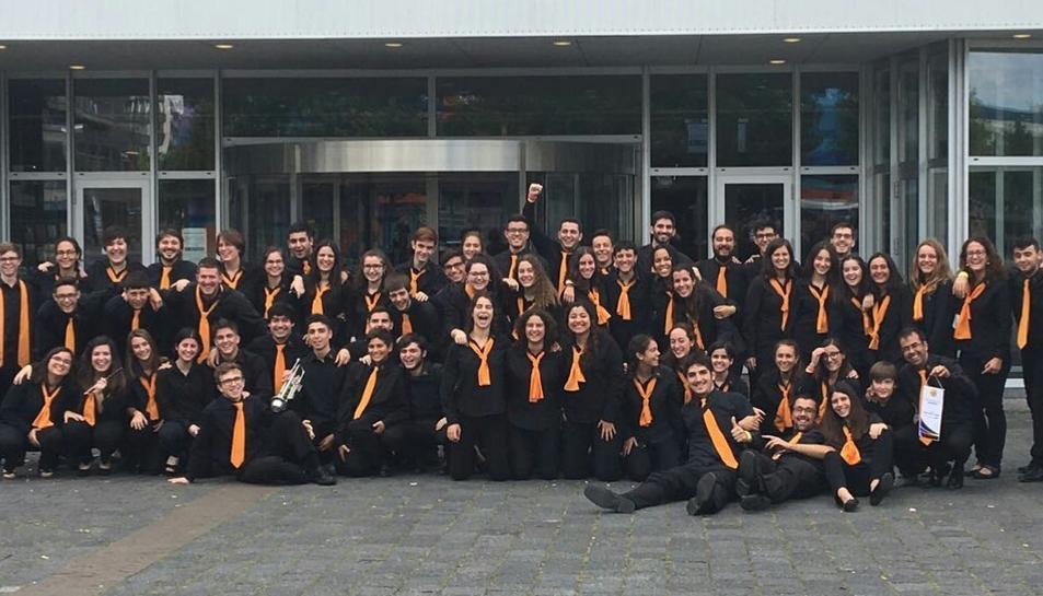 La Banda Simfònica de Reus celebra enguany el seu 10è aniversari.