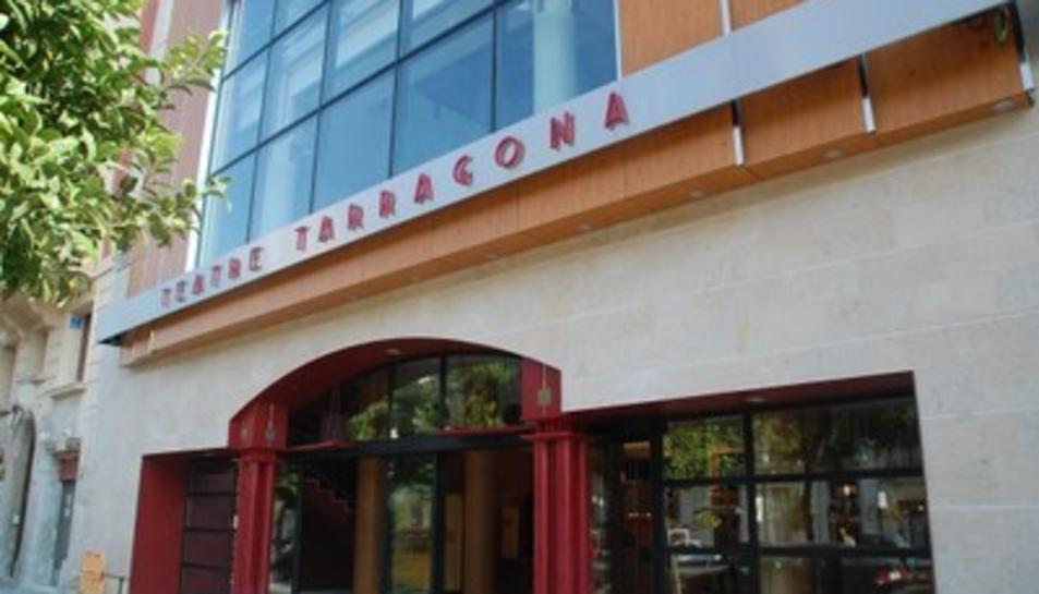 Imatge d'arxiu del Teatre de Tarragona.