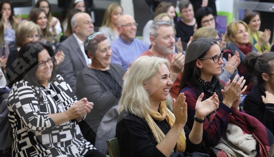 L'Escola Santa Maria del Mar celebra 50 anys formant salouencs