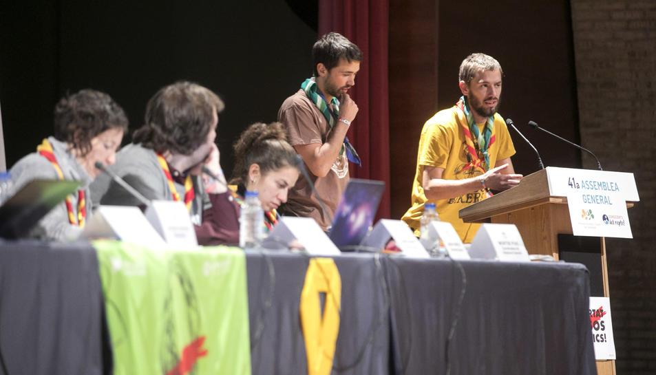 Assemblea General Ordinària de Minyons Escoltes i Guies