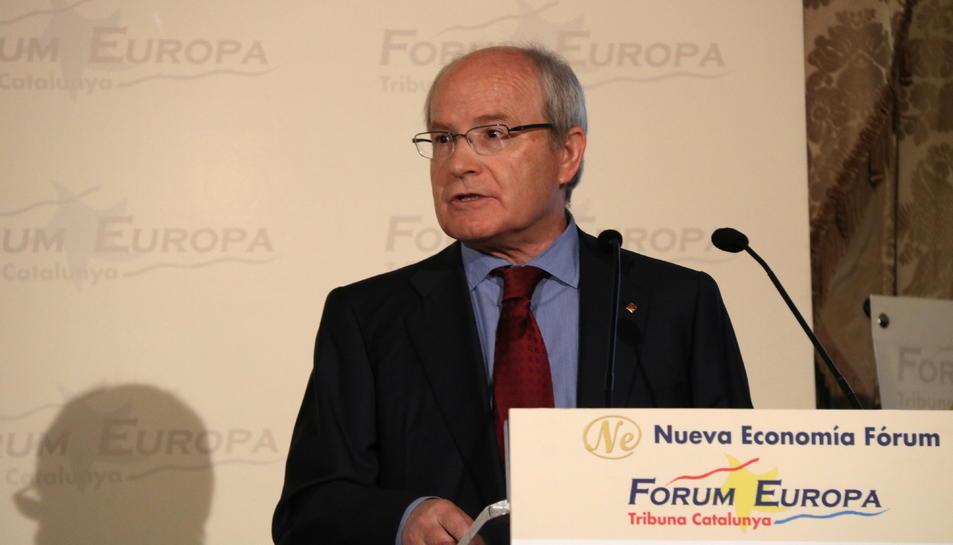 Ibarra defensa les inversions de la Generalitat de Montilla.