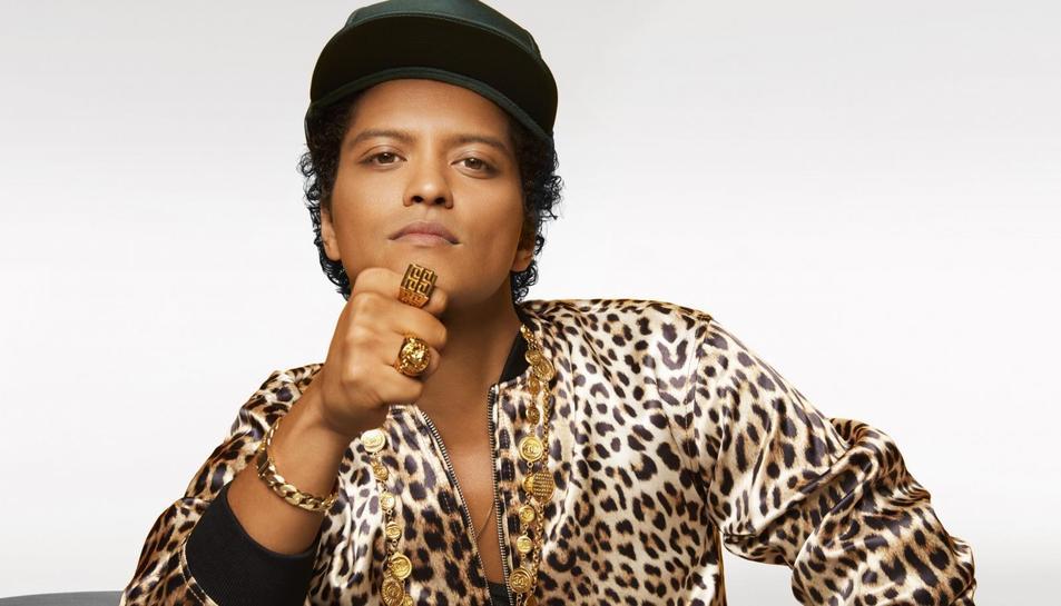 Bruno Mars ja va acutuar al Palau Sant Jordi el passat 7 d'abril, concert pel qual va esgotar les entrades en tan sols dues hores.