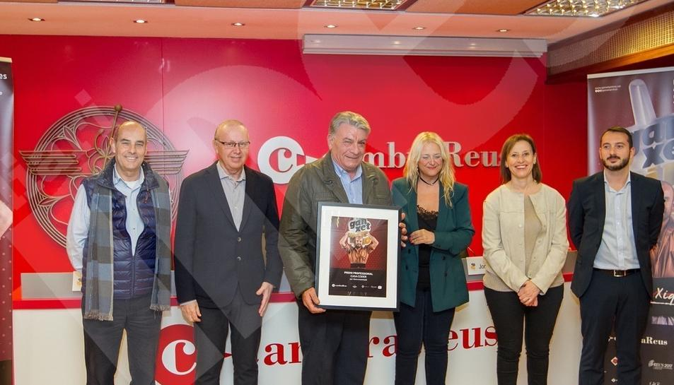 Establiments guanyadors de La Ganxet Pintxo de Tardor 2017