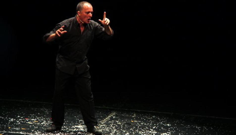 Imatge d'arxiu de l'actor i humorista Toni Albà.