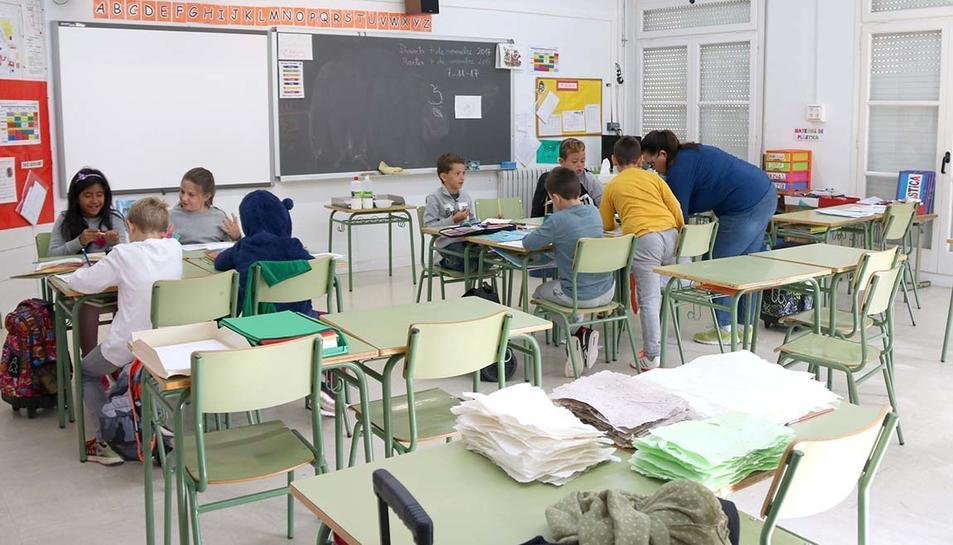 El Govern de l'Estat ha decretat que el 21-D no serà lectiu pels escolars.