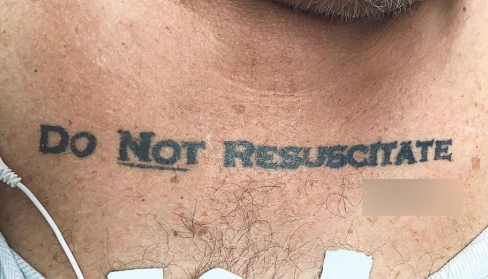 Un tatuatge pot convertir-se en un document legal?