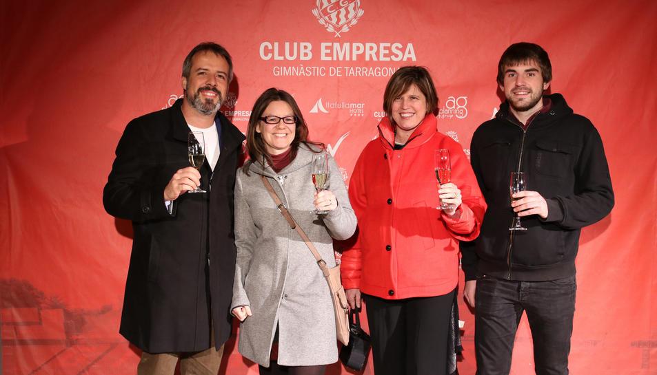 La Cena Club Empresa del Nàstic (2)