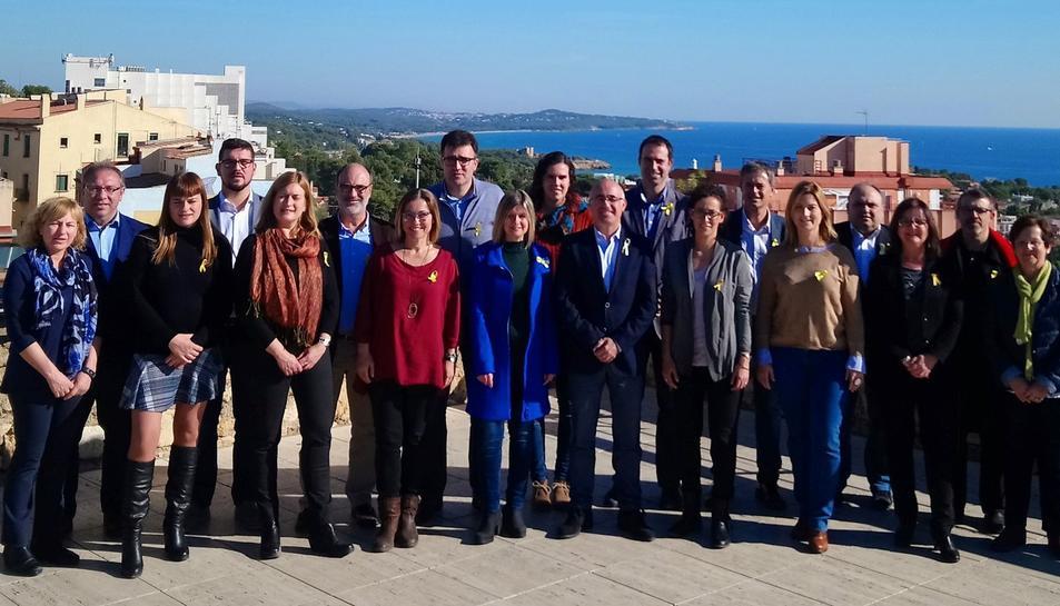 La candidtura d?ERC a Tarragona seria la més votada, segons el CIS.