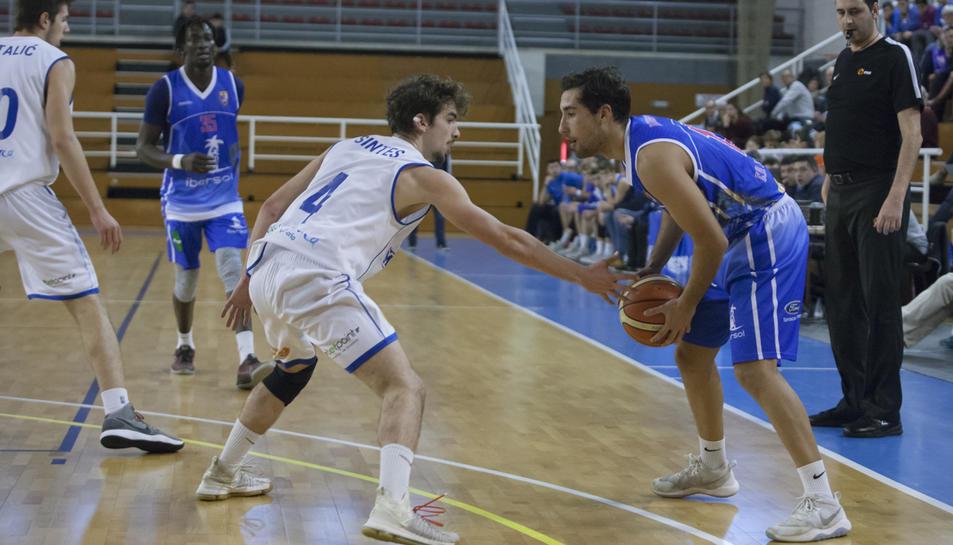 El Sant Josep arriba al partit en la mateixa posició classificatòria que els blaus
