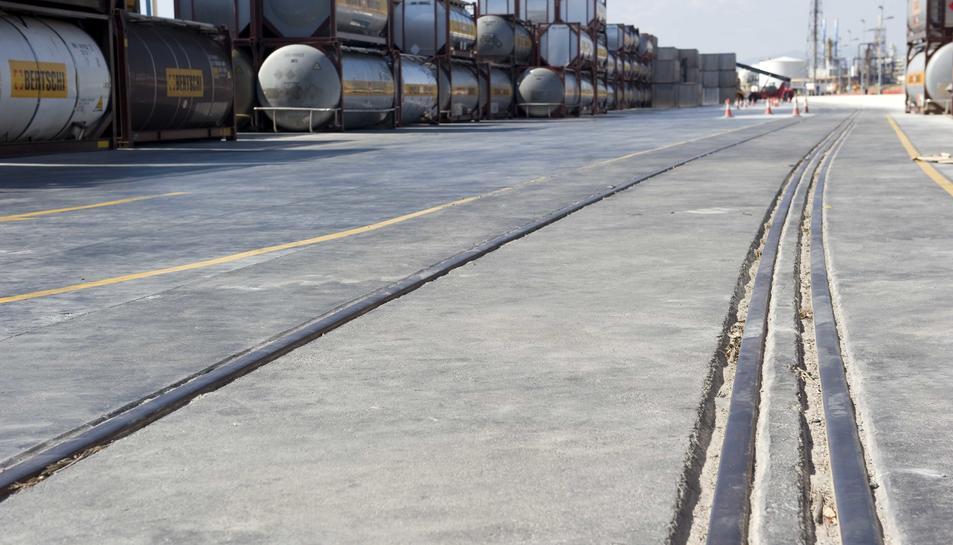 Els càmpings són reticents a la construcció del tercer fil en la línia ferroviària de la costa.