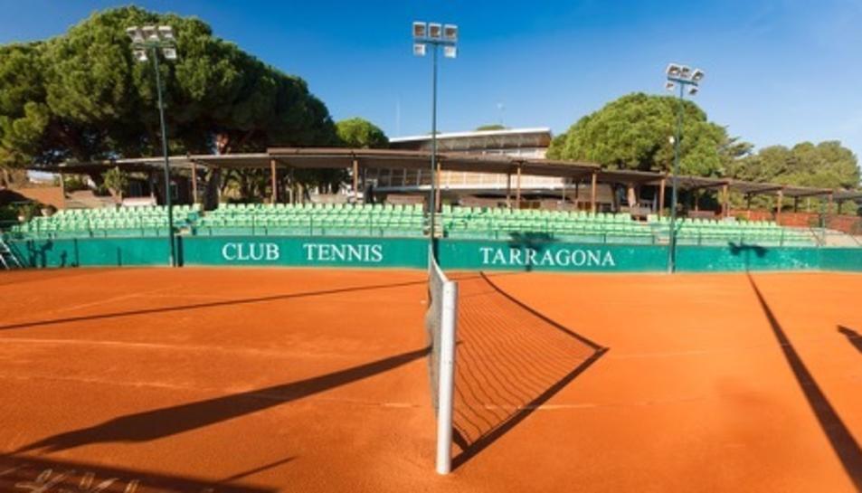 Les instal·lacions del Club Tennis Tarragona.