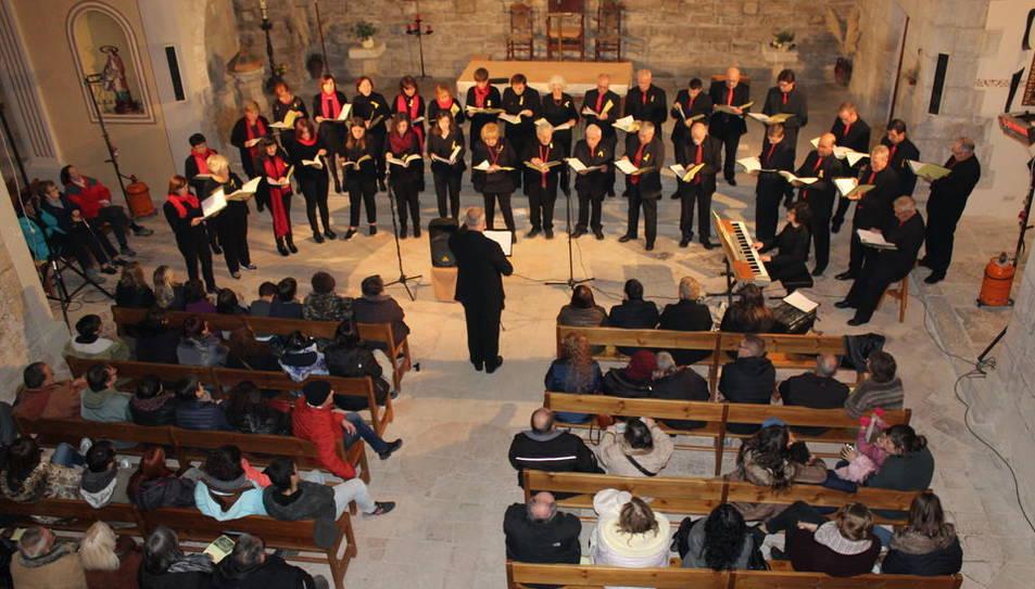 Concert de l'Orfeó de Santa Coloma de Queralt