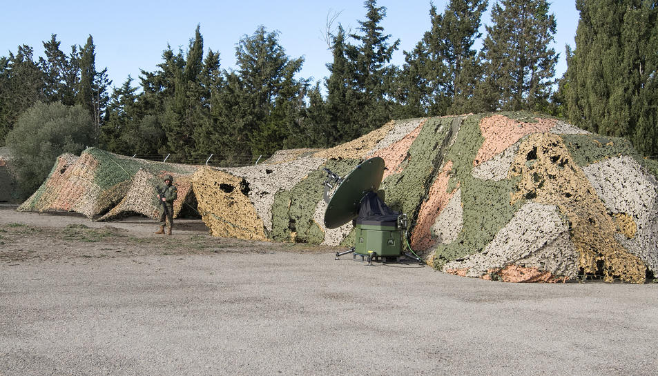 L'exèrcit converteix l'Aeroport de Reus en una base antiaèria