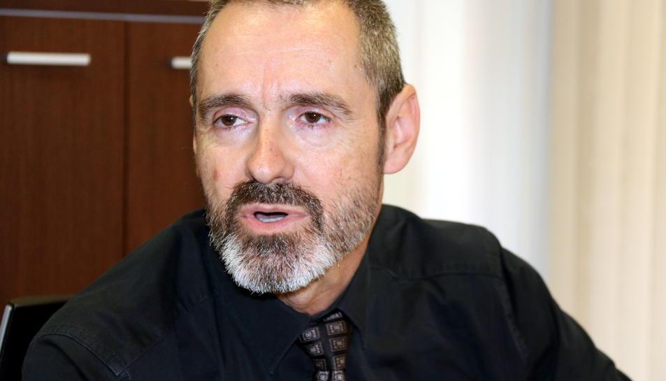 Eusebi Campdepadrós, cap de llista per Tarragona de Junts per Catalunya (JxCat) per les eleccions del 21-D