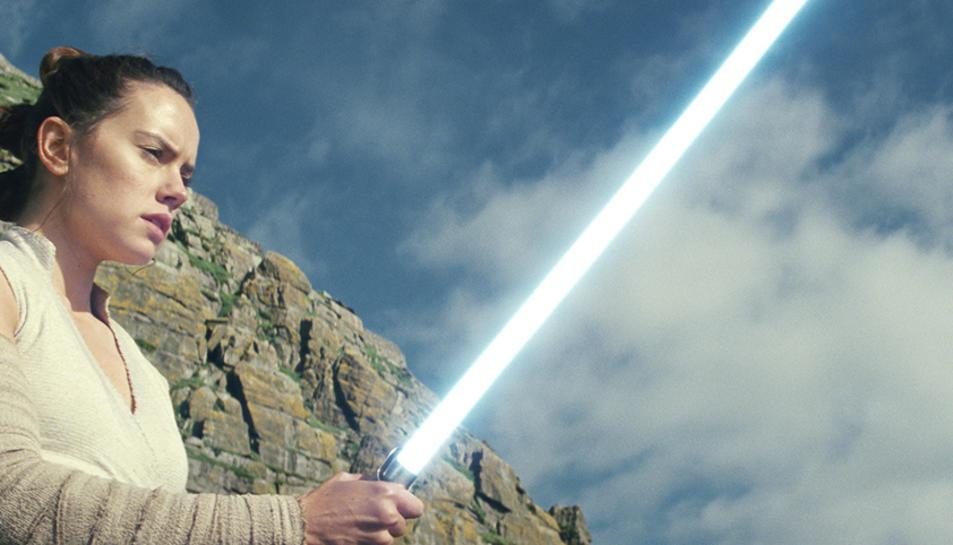 El personatge de Rey (Daisy Ridley) a 'Els últims Jedi'