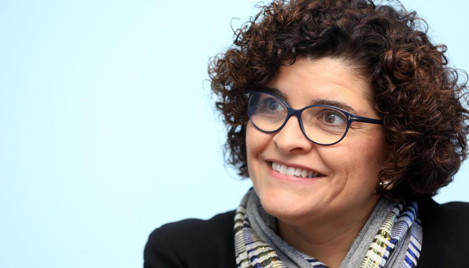 Rosa Maria Iberra, cap de llista del PSC per Tarragona.