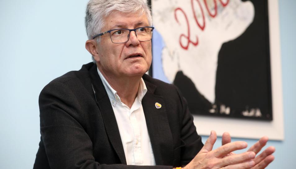 Matías Alonso és militant de Ciutadans des de la seva fundació l'any 2006.