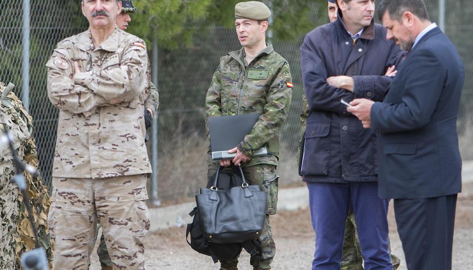El soldat amb la bossa