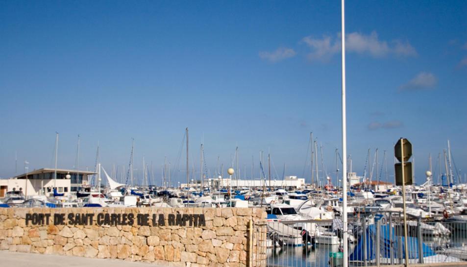 El port de Sant Carles de la Ràpita