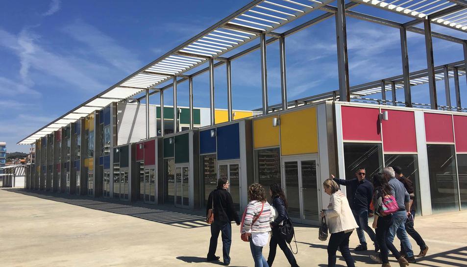 El centre cívic i biblioteca es crearà a un dels edificis del Port de Segur.