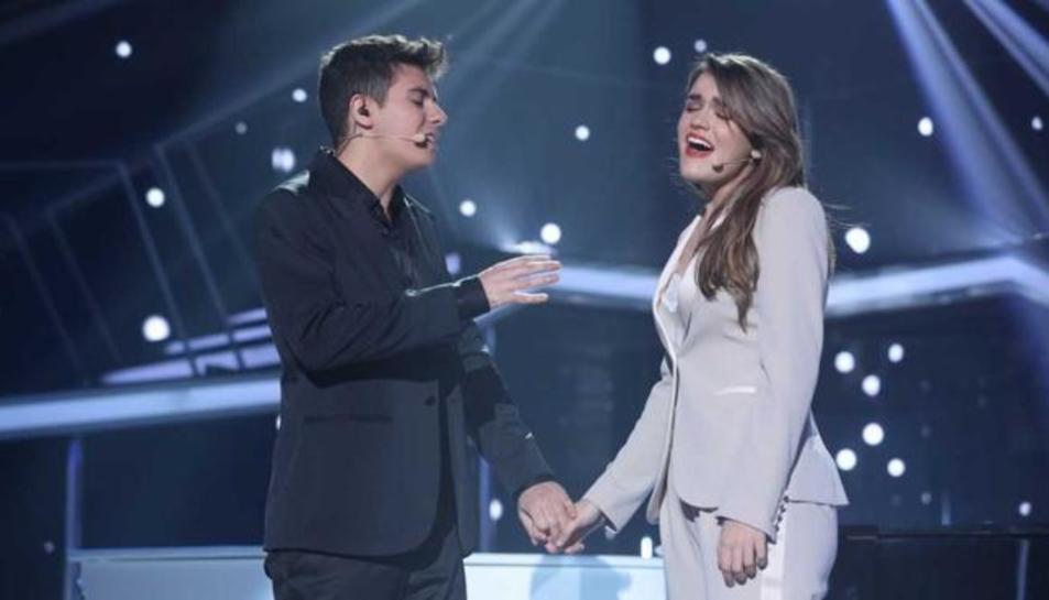 Alfred i Amaia interpretaran a Eurovisió 'Tu canción', tema compost per Raul Gómez i S