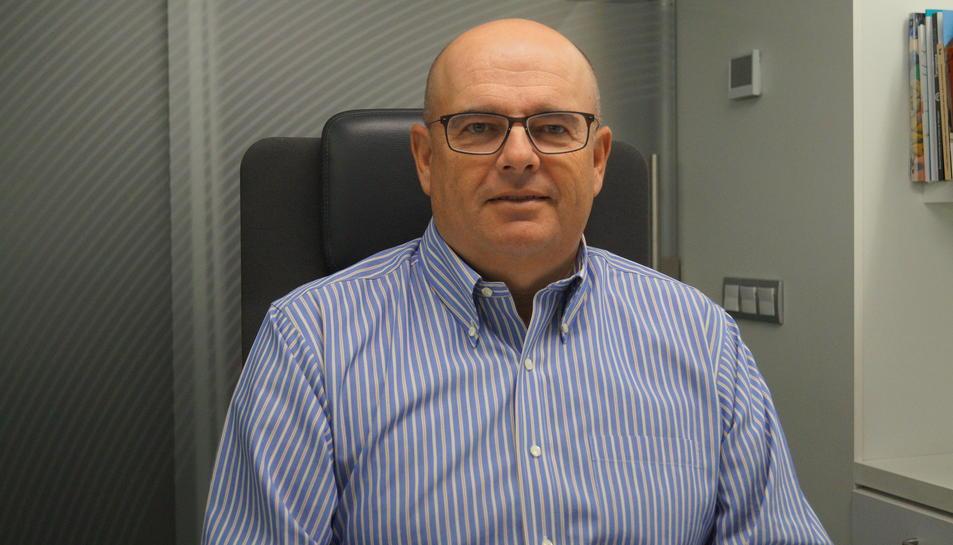 Juan Pedro Díaz ocupa el càrrec des del passat 1 de febrer.