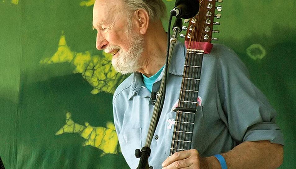 Seeger va morir l'any 2014.