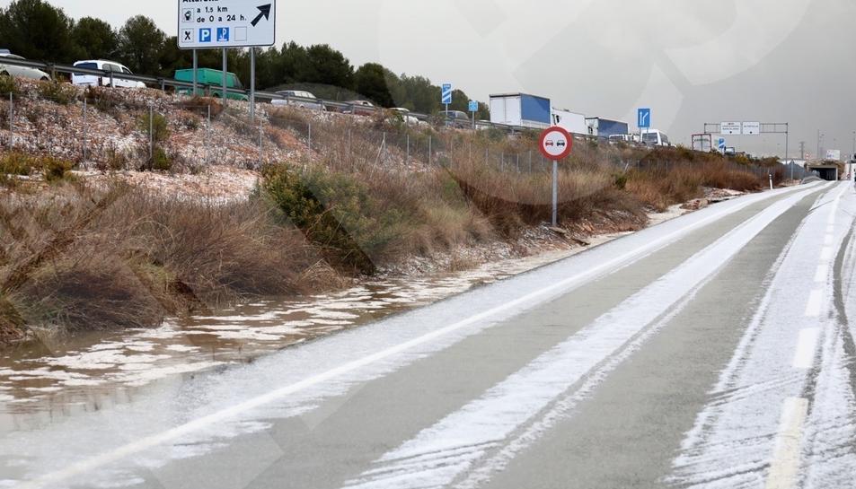 Calamarsa al Camp de Tarragona.