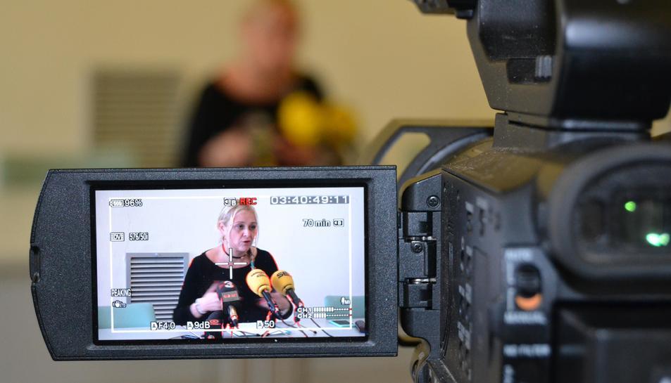 Imatge de la presentació del nou projecte 'Reus