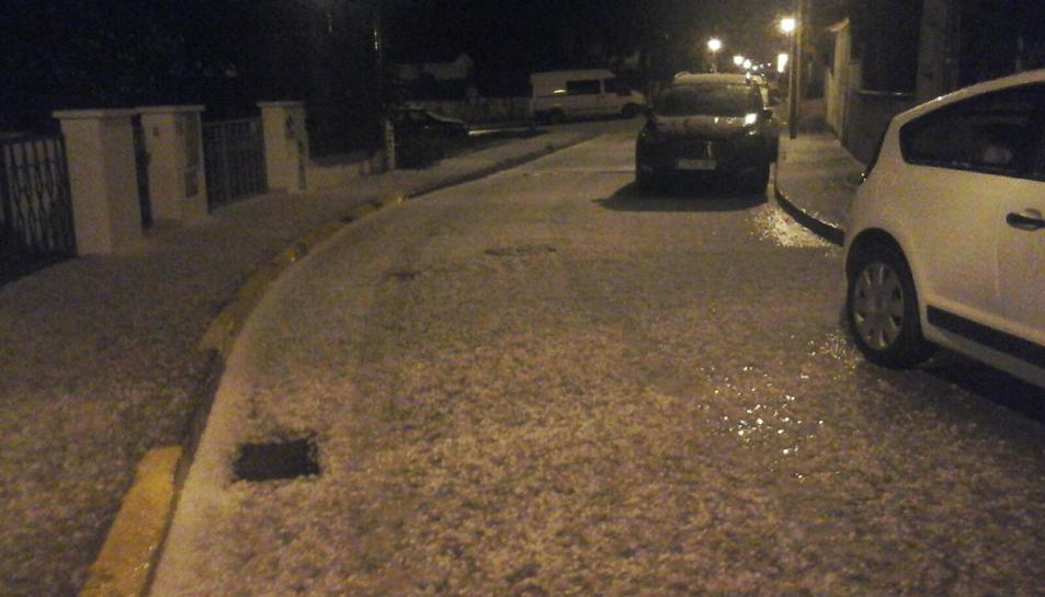 Imatge d'un carrer de Torredembarra.