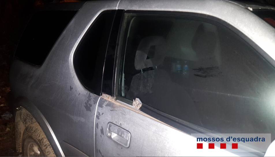 Imatge d'un dels cotxes