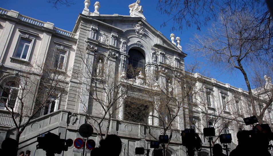 El Tribunal Suprem ha ratificat l'anul·lació del concurs d'adjudicació de l'empresa Aigües Ter-Llobregat a Acciona.