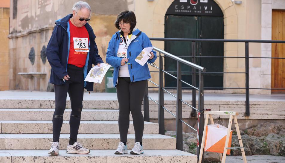 La cita va recórrer, ahir al matí, els carrers més cèntrics de Tarragona.