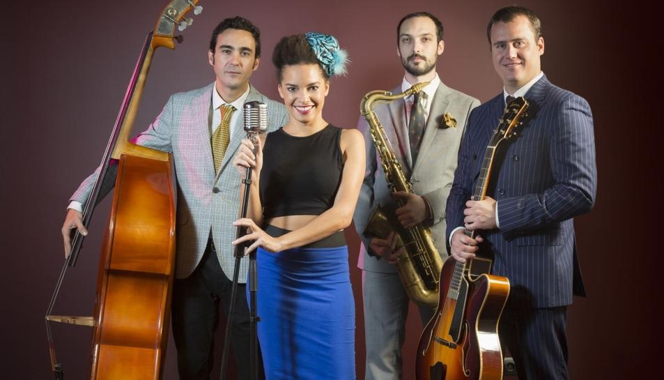 La formació repassa al més pur estil dels anys 30 i 40 temes d'artistes com Duke Ellington, George Gershwin, Jimmy McHugh i Dorothy Fields, entre d'altres.