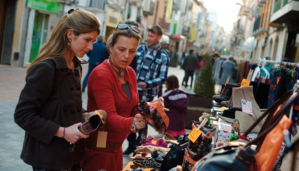 Els comerços tornaran a situar-se en diferents carrers de la vila.