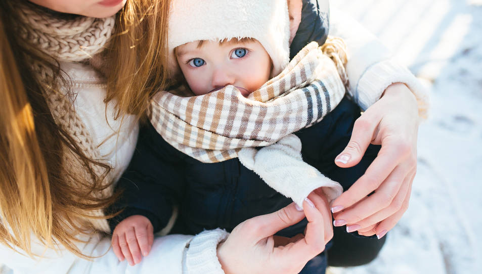 Nen petit fent front al fred.